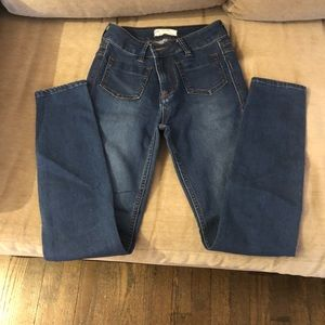 Free People skinny jeans, new without tags